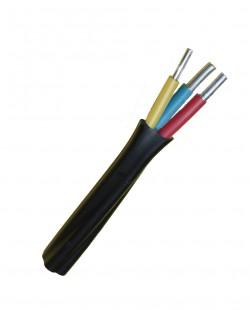 Cablu electric АВВГ 3x4