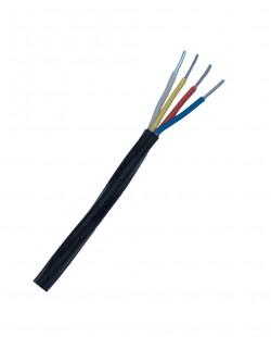 Cablu electric АВВГ 3x4 + 1x2.5