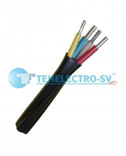 Cablu electric АВВГ 3x50 + 1x25