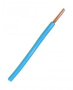Fir electric ПВ1 1.0 (albastru)