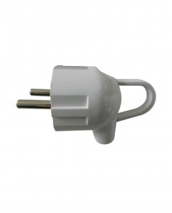 Fisa electrica 2P+E cu inel 16A 250V