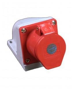 Priza fixa 125 3P+PE+N 32A 380V IP44