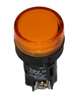 Lampa de semnalizare LED CB2BVM5 220V (galben)