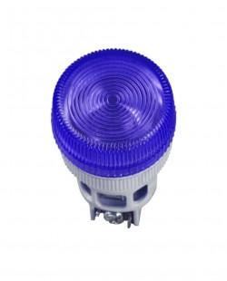 Lampa de semnalizare XB2EV 220V (albastru)