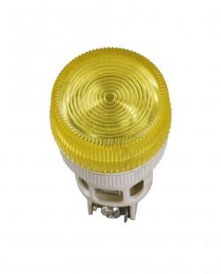 Lampa de semnalizare neon XB2EV 220V (galben)