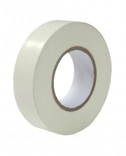 Banda izolatoare PVC 0.13x19mm x 20m (alb)