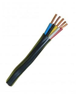 Cablu electric ВВГнг 5x4