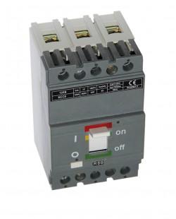 Intrerupator automat CFS-125S 3P 100A