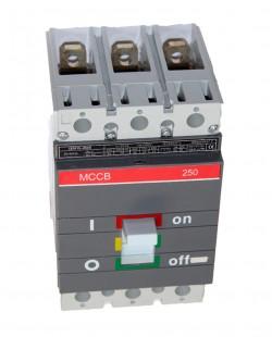 Intrerupator automat TSV CFS-250S 3P 250A