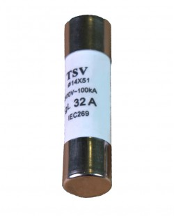 Siguranta fuzibila cilindrica 14x51 gL 63A