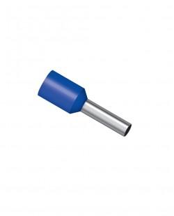 Papuc pin izolat E1008 1.0mm² (albastru)