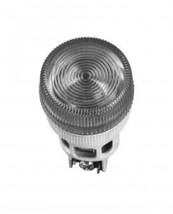 Lampa de semnalizare neon XB2EV 220V (transparent)