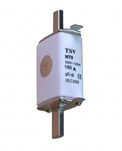 Siguranta fuzibila NT0 160A