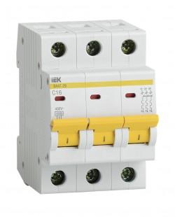 Intrerupator automat BA47-29 3P D4A