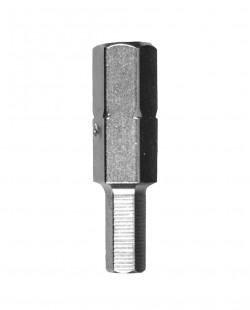 Capete de insurubat DT7165 HEX4 25mm