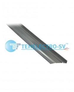 Capac p/u jgheab metalic WCO 100x3000mm