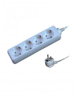 Prelungitor electric 104C 4prize 2P+E 16A 15m