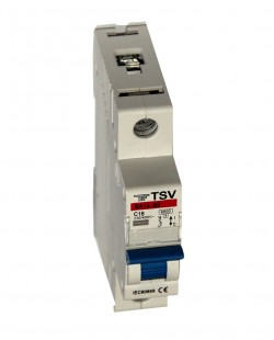Intrerupator automat ВА14-63 1P B25A