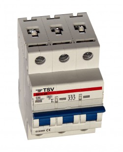 Intrerupator automat ВА14-63 3P C16A