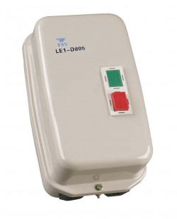 Demaror magnetic LE1-D655 65A (55-70A) 380V