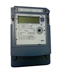 Contor electr. trifazat ZMG405CR 5/10A 220x380V