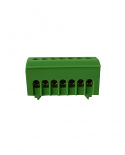 Bara de nul BX07VE 6x9mm 7 gauri (verde)