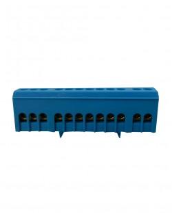 Bara de nul BX12AL 6x9mm 12 gauri (albastru)