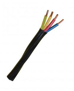 Cablu electric ВВГнг 4x6