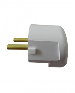 Fisa electrica 2P+E B16-242 unghiulara 16A 250V