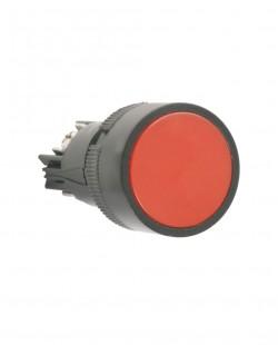 Buton de comanda XB7-EA2 220V 1nd+1ni (rosu)