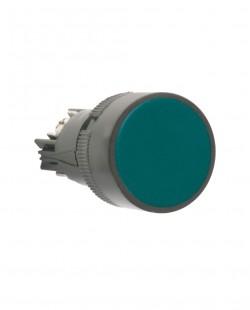 Buton de comanda XB7-EA1 220V 1nd+1ni (verde)