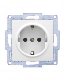 Priza cu impamintare VS2811152115 (fara rama)