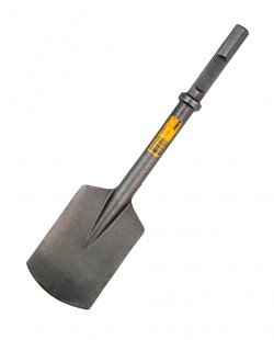Dalta lopata DT6928 Hex28 140x584mm