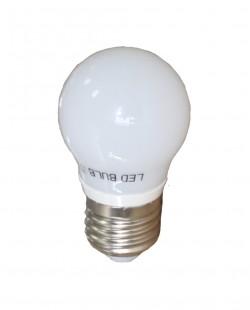 Bec LED A50 3.8W E27 2700K