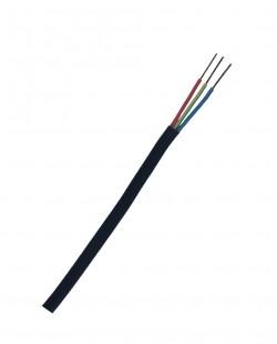 Cablu electric ВВГп-нг 3x1.0