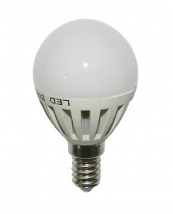 Bec LED P45 3W E14 6400K