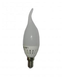 Bec LED CA35 3W E14 6400K