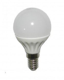 Bec LED P45 5W E14 6400K