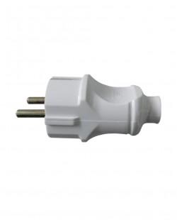 Fisa electrica 2P+E dreapta 16A 250V