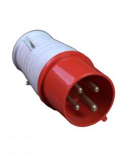 Fisa mobila 0242 3P+N 32A 380V IP67