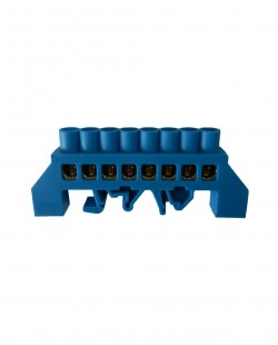 Bara de nul 0609-08AL 6x9mm 8 gauri (albastru)