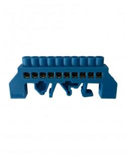 Bara de nul 0609-08AL 6x9mm 10 gauri (albastru)