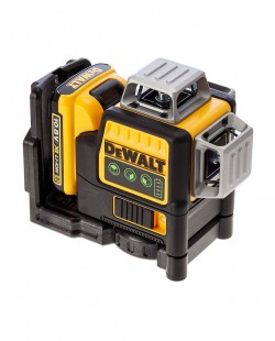 Nivela laser cu 3 linii DCE089D1G