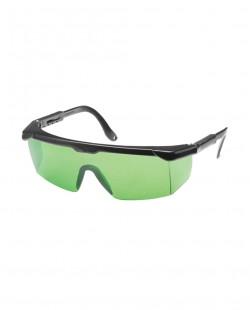 Ochelari nivela lazer culoare verde DE0714