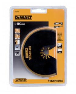 Lama de adincime MULTI-TOOL DT20709 102mm