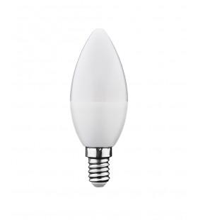 Bec LED  C37 5W E14 6500K