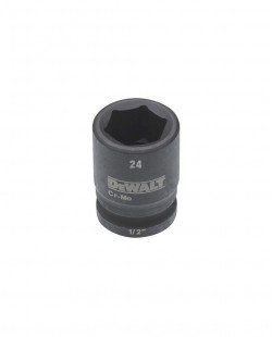Cap hexagonal impact DT7541 24mm x1/2