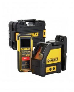 Nivela laser DW088K+Telemetru cu laser DW099