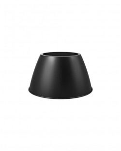 Reflector aluminiu 90° pu corp led industrial 200W