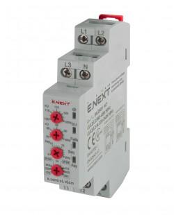 Releu monitorizare faze RCT8-04D/M460, (L1-L2-L3)